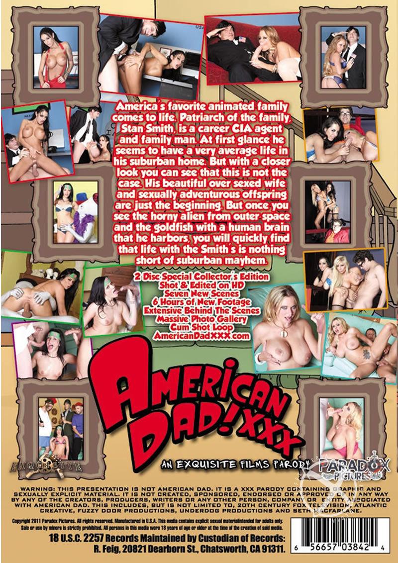 Dad parody american xxx Watch American